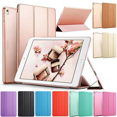 "For iPad 5th Generation iPad 9.7"" 2018 Magnetic Slim PU Leather Smart Cover Case"