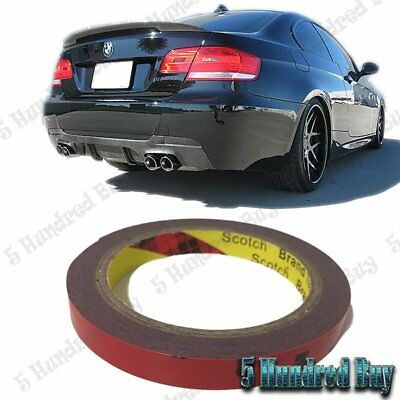 Use For Install Automotive Car Body Parts 3M Double Side Adhesive Tape 1 Roll