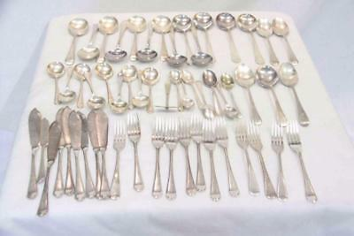 Bulk of Cutlery - Electro Plated Nickel Silver #12747