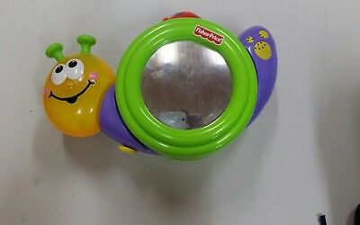 Fisher Price Children's Play Interactive Snail Toy
