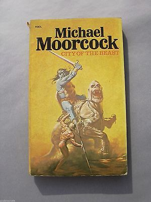 Michael Moorcock City of the Beast (Michael Kane) Paperback MK6