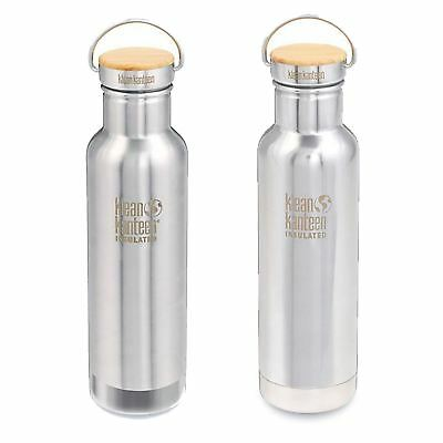 Klean Kanteen Vacuum Insulated Reflect 592ml - Brushed / Mirrored Stainless
