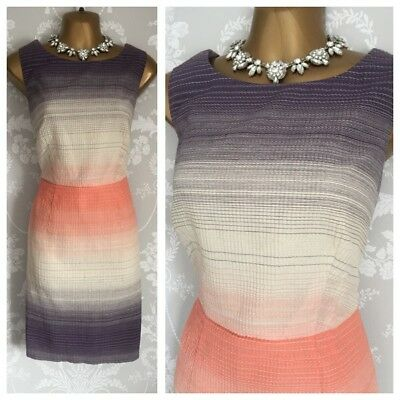Autograph M&S DRESS SIZE 12 Summer Holiday Cruise Party Evening Occasion