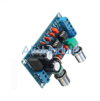 Finished Low-pass Filter NE5532 Subwoofer Process Circuit For Amplifer Module uk