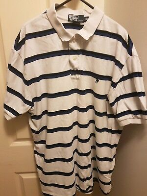 Men's Ralph Lauren Polo Shirt, Size XXL