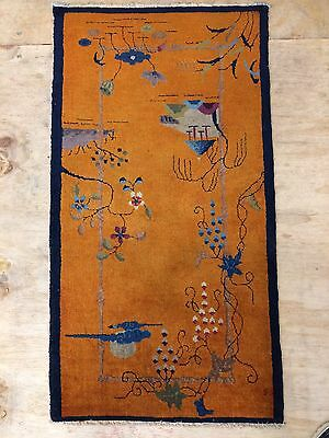 Old Art Deco china Rug