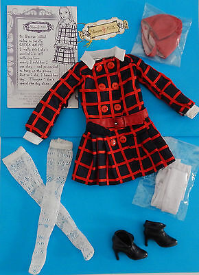 """Tonner 16"""" Ellowyne Wilde Original Doll Outfit - Check on Me"""