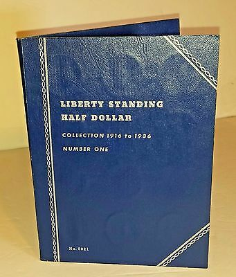 Liberty Standing Half Dollar Collection - 1916 to 1936 - 21 of 35