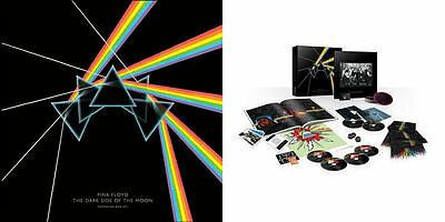 Pink Floyd - The Dark Side of the Moon - Immersion Box Set - CD
