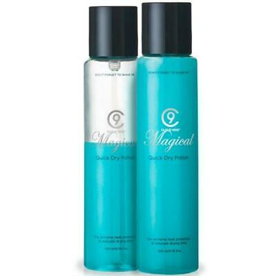 CLOUD 9 NINE MAGICAL QUICK DRY POTION 200ML Heat Protector + UV Filter