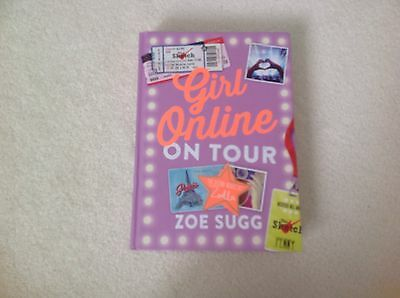 Girl Online On Tour Book by Zoe Sugg Youtube