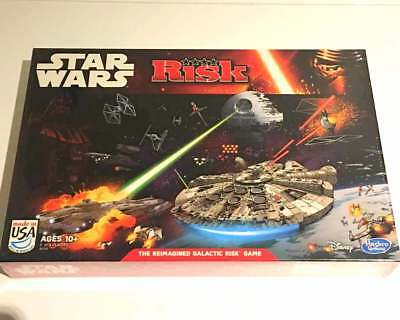 how to play risk star wars board game