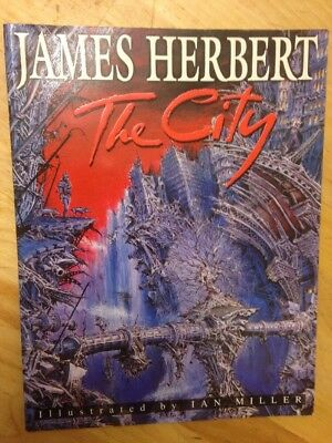 The City by James Herbert (Paperback, 1994)