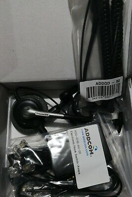 Robust Headset ADD800 Mono NC for telephone