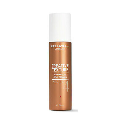 Goldwell Style Sign Creative Texture Unlimitor Sprüh Haarwachs 150 ml