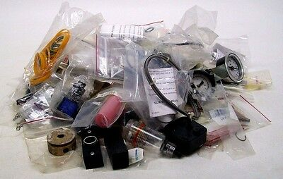 Large Lot Nos Misc Beckman Coulter Parts Belts Switches Modules More 100+ Pcs Bm