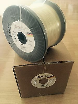 EDM Wire Hard Brass  dacoCut (made in GERMANY)