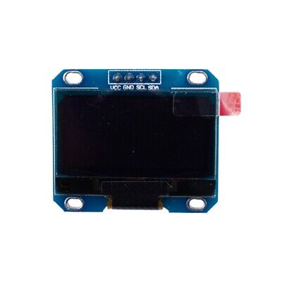 "1.3"" 4Pin White OLED LCD Display 128*64 IIC I2C Interface Module For Arduino Y9H"