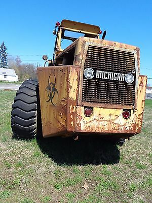 Michigan front end payloader