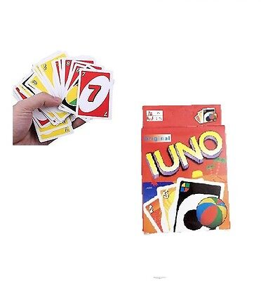 New Iuno Fun Card Game Ultra 108 Playing Cards For Children Family Friends Card
