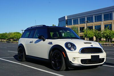 2012 Mini Clubman S Wagon 2012 MINI COOPER S CLUBMAN, 57K MI, NAVIGATION, PANO ROOF, DON'T MISS!