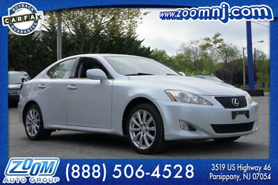 2008 Lexus IS 4dr Sport Sedan Automatic AWD 2008 Lexus IS250 AWD Premium Cold Weather Finance Warranty