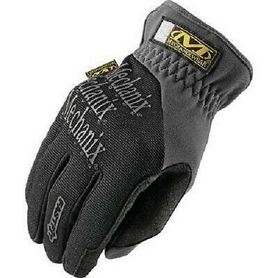 Mechanix Wear Fast Fit  Work Gloves MFF-05-009 Black  - Medium