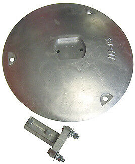 Aluminum Sign Post Mounting Base