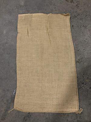 "New Medium 18"" x 30"" Natural Burlap Bag / Sack Multi Bag Discount! FREE SHIPPING"