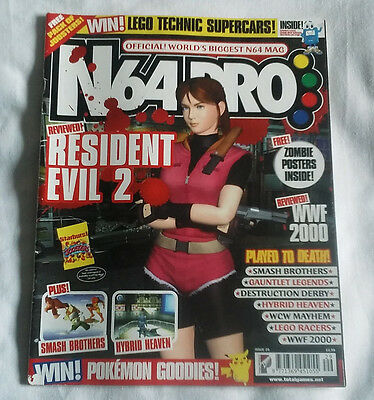 N64 Pro - Issue 29 (Feb 2000) - Nintendo Video Games Magazine