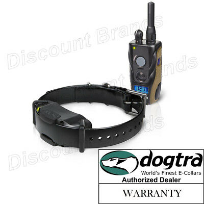 Dogtra 3/4 Mile Dog Remote Trainer 1900S Authorized Dealer Full Warranty