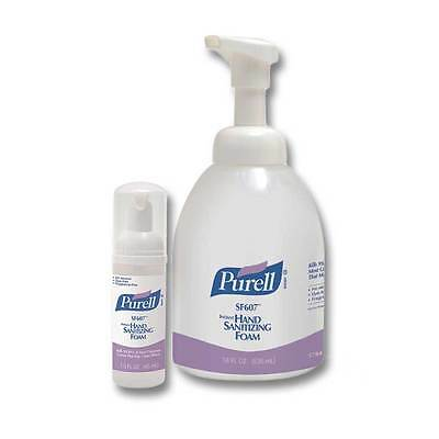 Purell Instant Hand Sanitizing Foam, 45ml or 535ml bottle