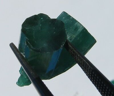 Chatham Emerald Crystal Cluster - 15.34 cts!
