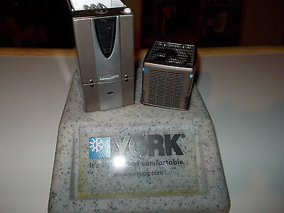 York Hvac Sales Mini Display Heater Air Conditioner On Base Very Cool