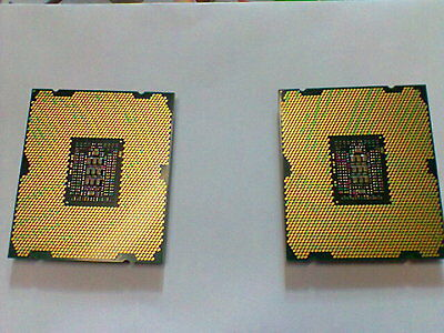 POLISHED PAIR XEON E5-2690  L3 20MB CACHE 2.9GHZ-max turbo 3.80 GHz