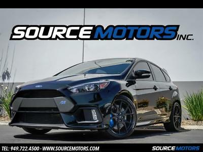 "2016 Ford Focus RS 2016 Ford Focus RS 19"" Wheels, RS2 Package, Navigation, Brembo Brakes, 140 Miles"
