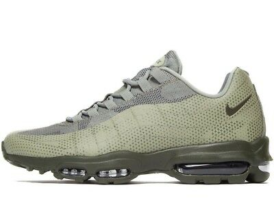 detailed look e6826 2a793 ... cheap nike air max 95 ultra essential men size uk 11 eur 46 olive 9705d  5bfcf