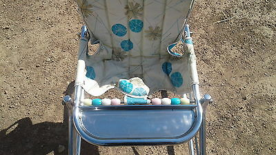 baby walker vintage antique taylor tot retro seat bouncer high chair