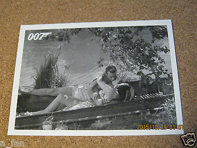 James Bond Archives 2012 Throwback From Russia With Love # 17 Sylvia Trench