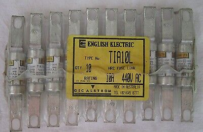 HRC Fuses TIA10L (Packet of 10)
