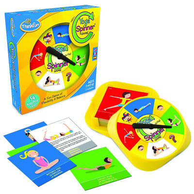 NEW Thinkfun Yoga Spinner Game