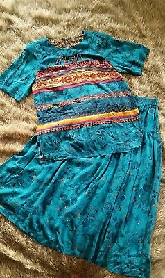 Carole Little Vintage 2 Piece  sz 12