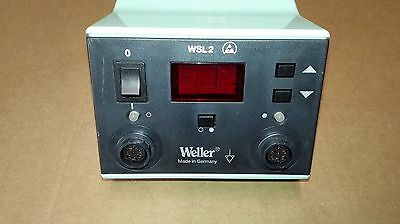 Weller WSL2 Dual Digital Soldering Station 50/60HZ 160W ((((( 230V Version )))))