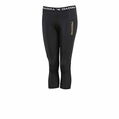 Diadora Women's Compression 3/4 Tights