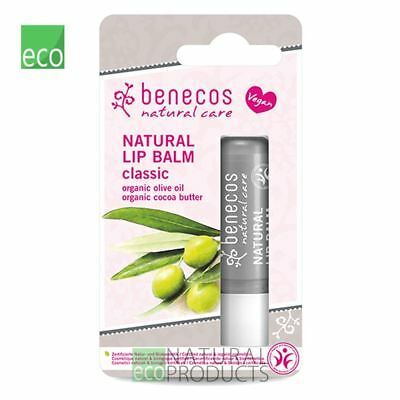 Benecos Natural Vegan Lip Balm Classic 4,8g