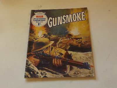 WAR PICTURE LIBRARY NO 334!,dated 1966!,V GOOD for age,great 51!YEAR OLD issue.