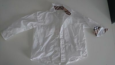 Chemise Manches Longues 18 Mois   Burberry