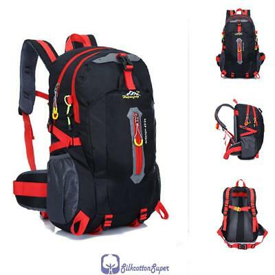 Waterproof Travel Backpack Hiking Camping Bag Sport Cycling Pack Rucksack Bags