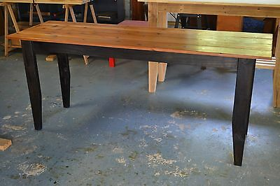 Timber hall table side table foyer table aud for Table th nth