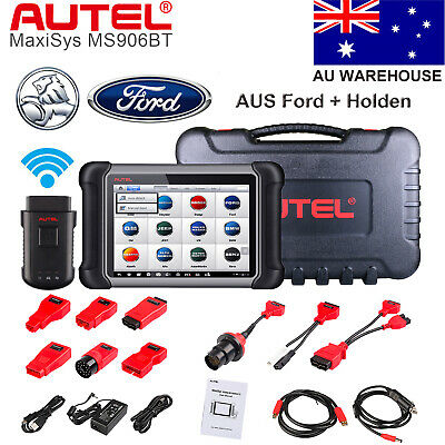 Autel MaxiSys MS906BT OBD2 Bluetooth Auto Diagnostic Scan Tool OBDII Code Reader
